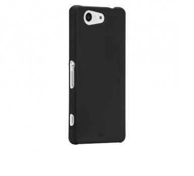 Case-mate Barely There - Etui Sony Xperia Z3 Compact (czarny)