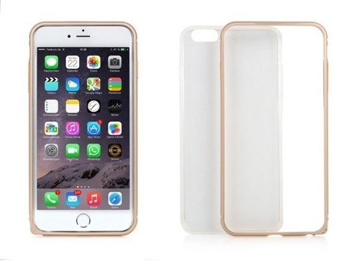 Obudowa bumper Stilgut Apple iPhone 6 Plus /  6S Plus - Złoty