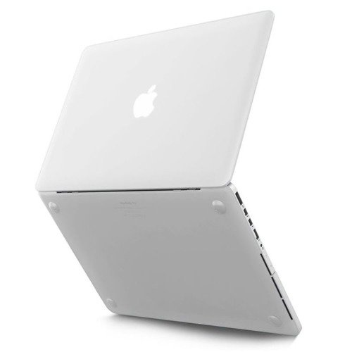 Tech-Protect Smartshell Matte Clear | Obudowa ochronna dla Apple MacBook Pro 13 Retina